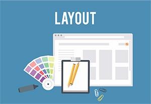 LAYOUT - Terceira etapa da criação de um site otimizado