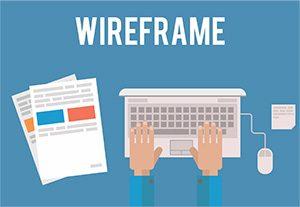 WIREFRAME - Segunda etapa da criação de um site otimizado